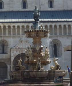 Fontana del Nettuno Trento